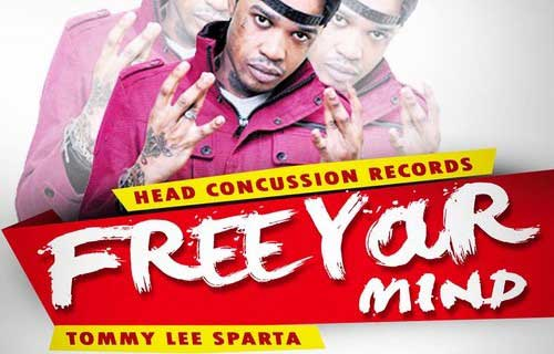 TOMMY LEE SPARTA NEW MUSIC CHOP CHOP & FREE YOUR MIND – JAN 2014
