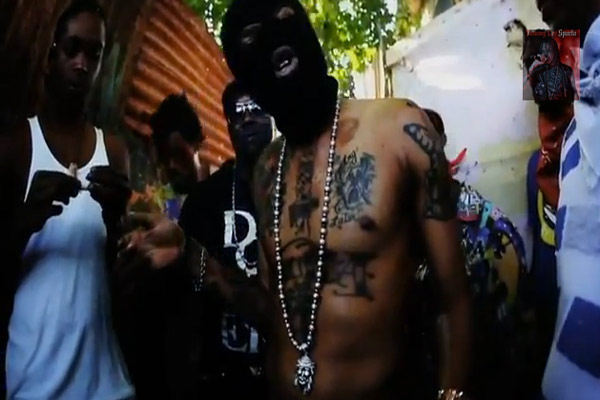 Tommy Lee sparta Maniac Official Video Dec 2012