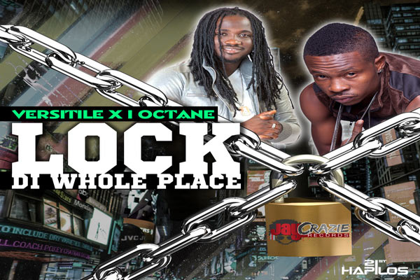<strong>VERSATILE I-OCTANE LOCK DI WHOLE PLACE &#038; NOISEY JAMAICA EPISODE SIX</strong>