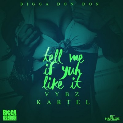 LISTEN TO VYBZ KARTEL NEW SONG – TELL ME IF YUH LIKE IT – BIGGA DON DON