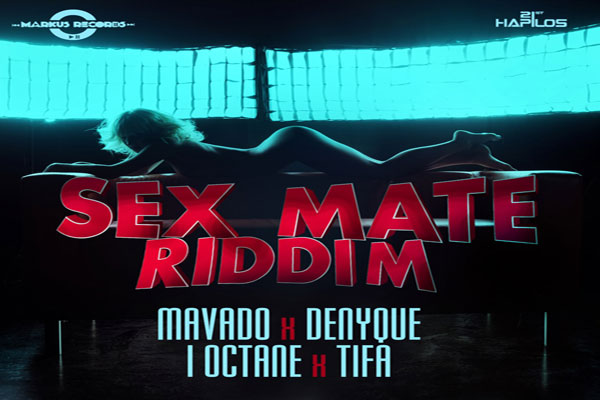 <strong>Vybz Kartel aka Addi Innocent &#8211; Tun Back Way &#8211; Sex Mate Riddim &#8211; Markus Records &#8211; May 2014</strong>
