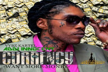 Listen To Vybz Kartel aka Addi Innocent – Currency [Want More Money] | Dancehall Music 2014