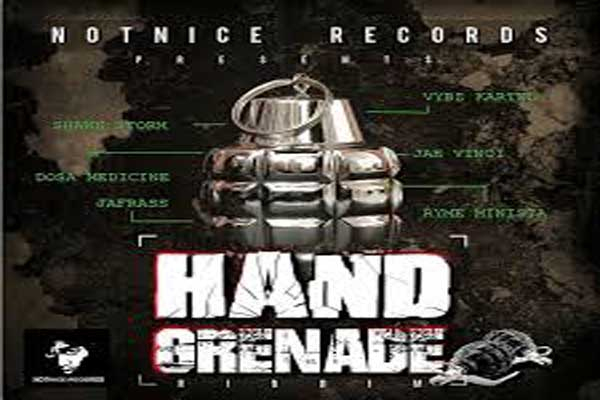<strong>Vybz Kartel New Music &#8211; Never Drop My Guard &#8211; Hand Grenade Riddim &#8211; January 2015</strong>