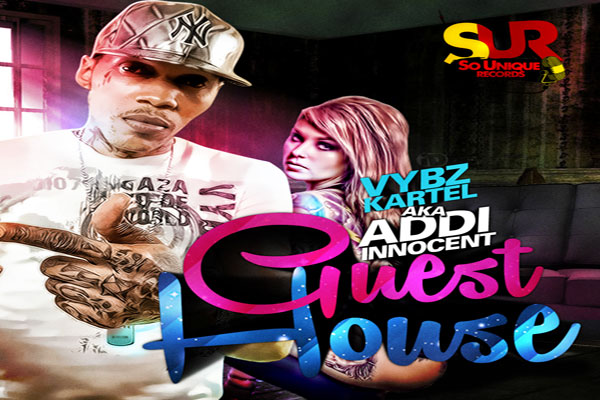 <strong>Listen To Vybz Kartel aka Addi Innocent &#8211; Guest House &#8211; SoUnique Records &#8211; April 2014</strong>