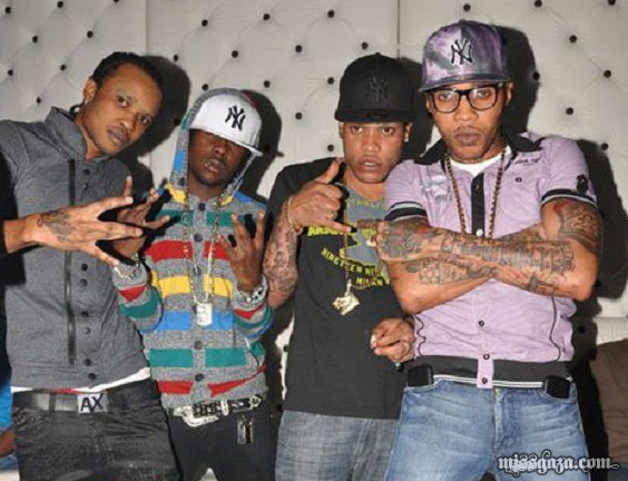VYBZ KARTEL POPCAAN TOMMY LEE SPARTA LATEST NEWS MAY 2013