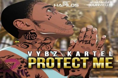 <strong>LISTEN TO VYBZ KARTEL &#8211; PROTECT ME &#8211; ADVICE RIDDIM &#8211; DUNWELL PROD. &#8211; MARCH 2015</strong>