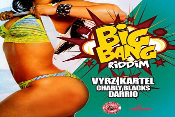 VYBZ KARTEL PUT YOU TO TEST BIG BANG RIDDIM JUNE 2014
