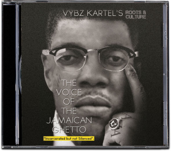VYBZ KARTEL NEW CD ROOTS & CULTURE IS THE FIRST OF ITS KIND