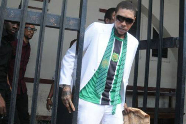 <strong>Vybz Kartel &#038; Co-Accused Sentenced To Life In Prison &#8211; April 3 2014</strong>