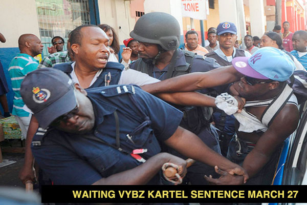 <strong>Vybz Kartel&#8217;s Sentence Scheduled For March 27 2014</strong>