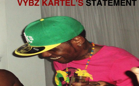 VYBZ KARTEL news july 2013 Original Statement