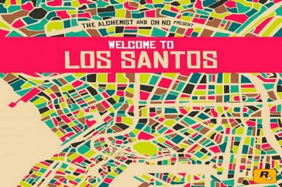 The Alchemist and Oh No Present: Welcome To Los Santos (Full Stream)