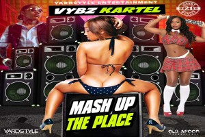 <strong>Listen To Vybz Kartel New Dancehall Song &#8211; Mash Up The Place [Yardstyle Entertainment]</strong>