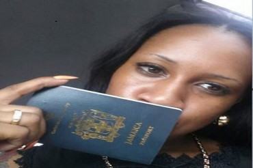 VANESSA BLING GETS BACK PASSPORT & LOOKS FORWARD TO WORK, WORK, WORK