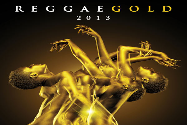 REGGAE GOLD 2013 ARRIVES IN STORES THIS WEEK