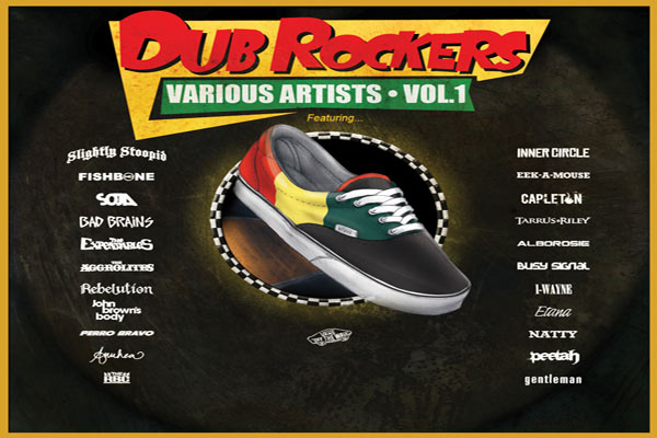 DUB ROCKERS VOLUME 1 AVAILABLE AUGUST 27 – VP RECORDS