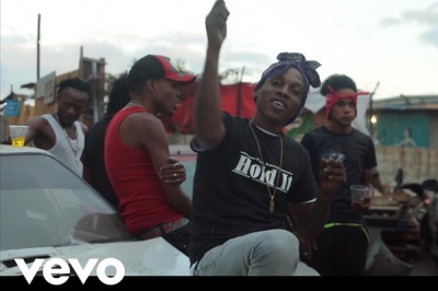 <strong>Watch Vybz Kartel New Video &#8211; Hold It &#8211; [OMV]</strong>