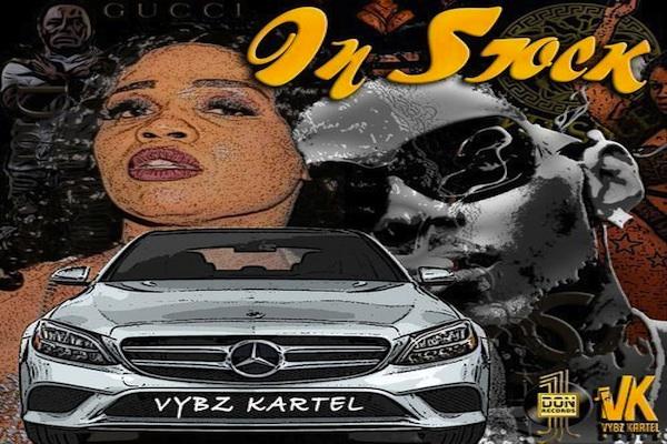 "Listen To Vybz Kartel ""In Stock"" 1Don Records & VK Muzik [Jamaican"