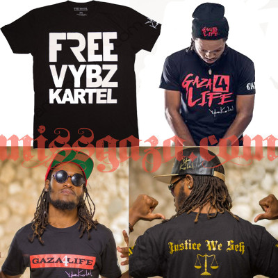<strong>Vybz Kartel Official Clothing Line VK Launched</strong>