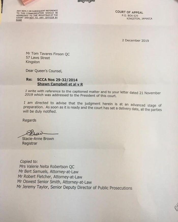 Vybz-Kartel-letter-appeal-court