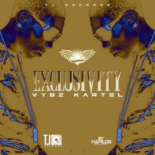 Vybz Kartel-exclusivity-ep-TJ Records-Dec 2014