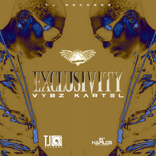Vybz Kartel Aka Addi Innocent – Exclusivity EP – TJ Records – Dec 2014