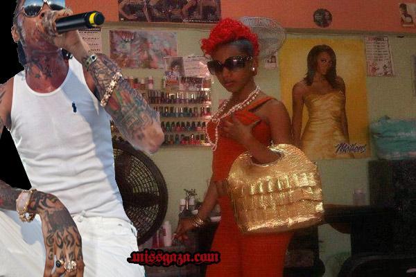 Vybz Kartel Gaza Slim-Stop Gwan Like Yuh Tuff-Good Good Prod Dec 2012