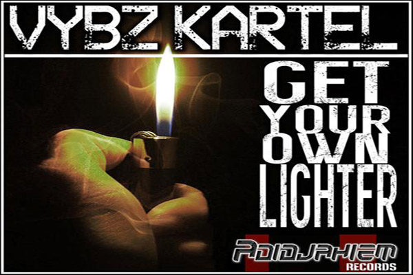 Vybz Kartel – Get Your Own Lighter – Official Music Video