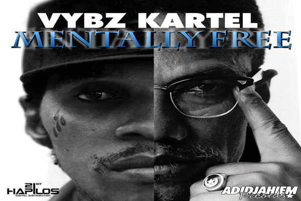 Vybz Kartel Mentally Free EP Adidjahiem Records Sept 2012