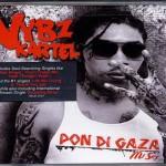 Vybz Kartel Pon Di Gaza Mi sey drafted for Grammy 2013