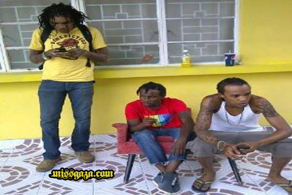 Vybz Kartel Popcaan Tommy Lee Sparta new music Dec 2012