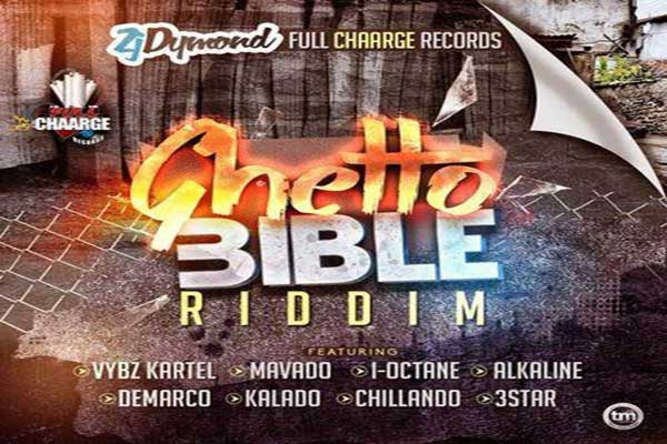 Vybz Kartel Straight & Narrow GHETTO BIBLE RIDDIM zj diamond full charge records