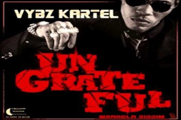 <strong>Vybz Kartel New Song &#8211; Ungrateful &#8211; Yellow Moon Records &#8211; June 2015</strong>