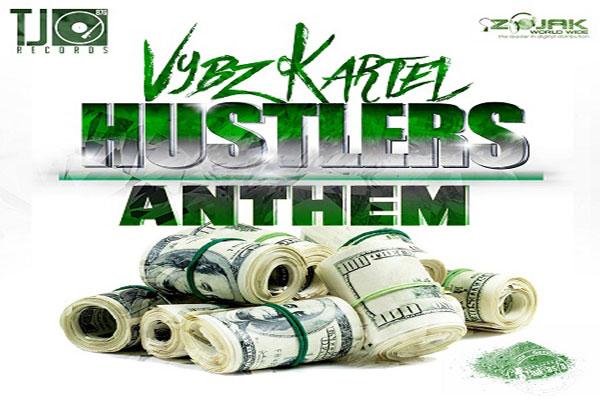 Vybz Kartel new song respect Hustlers Anthem tj records