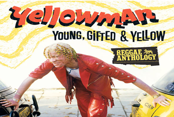 New Reggae Anthology – (Apr 23) Yellowman – Young, Gifted & Yellow