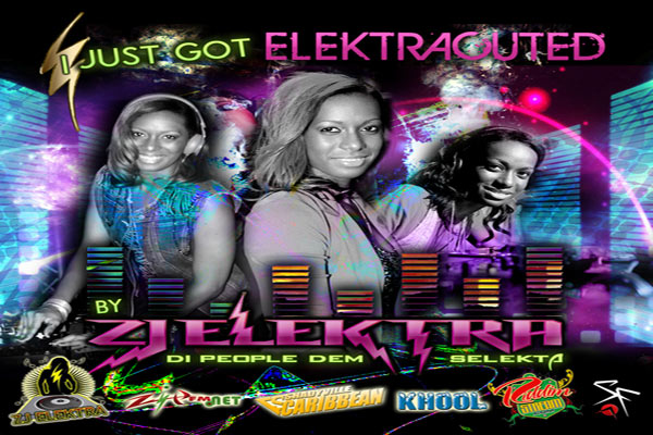 DOWNLOAD ZJ ELEKTRA I JUST GOT ELEKRACUTED MIXTAPE MARCH 2013