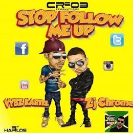 <strong>Vybz Kartel Stop Following Me Up Video &#8211; ZJ Chrome Album: Music Without Rules</strong>