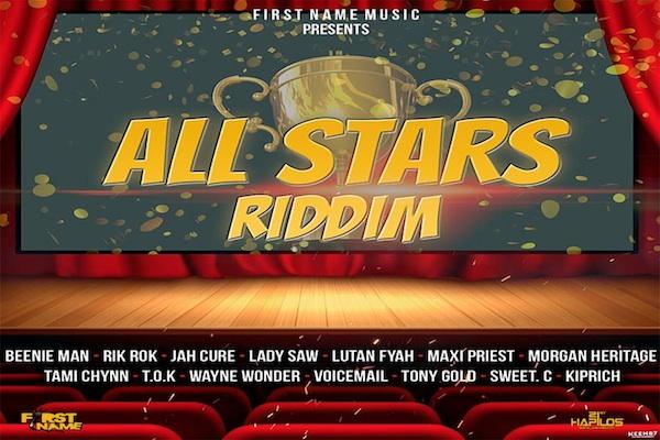 Listen To All Stars Riddim MIx Beenie Man, Jah Cure, Lady