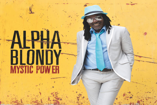 <strong>Alpha Blondy Releases His Latest Studio Album &#8211; Mystic Power[Reggae Music]</strong>