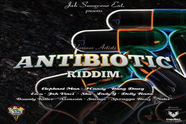 Bounty Killer lnterview & New Single On Antibiotic Riddim -Snowcone Prod Sept 2012