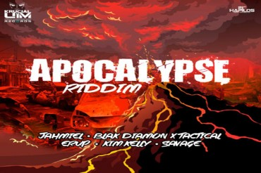 <strong>Listen To Apocalypse Riddim &#8211; UIM Records &#8211; June 2016</strong>