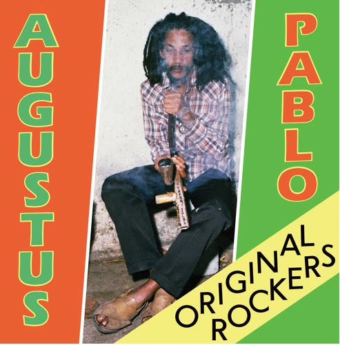 augustus pablo original rockers album greensleeves vp records