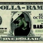 baby cham live at Rush Sunday oct 7 SOUTH BEACH