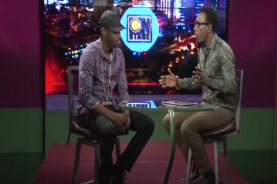 <strong>BOUNTY KILLER SAYS KARTEL IS THE KING OF DANCEHALL &#8211; ONSTAGE INTERVIEW</strong>