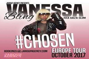 <strong>Dancehall News: Vanessa Bling Tortola Gig Reviews, Upcoming Bermuda Show July 21st European Chosen Tour</strong>