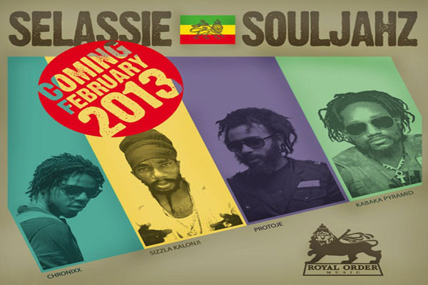 <strong>Listen To Reggae Artist Chronixx New Single &#8211; Selassie Souljahz [Reggae Music]</strong>