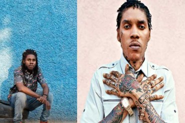 <strong>Chronixx Calls Vybz Kartel His Big Brother</strong>