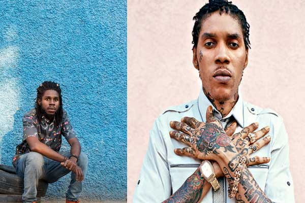 chronixx calls vybz kartel a cannibal in viceland interview march 2016