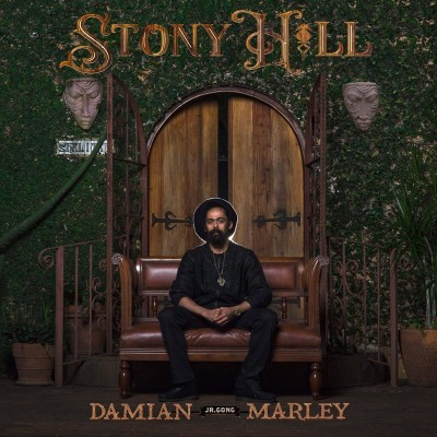 <strong>Damian Marley &#8221; Stony Hill&#8221; Vinyl LP Set Available January 19 2018 VP Records Ghetto Youths International</strong>
