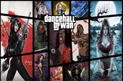 Dancehall Of War – Bashment Breakdown Part 27 Dancehall Mixtape – Sept 2015